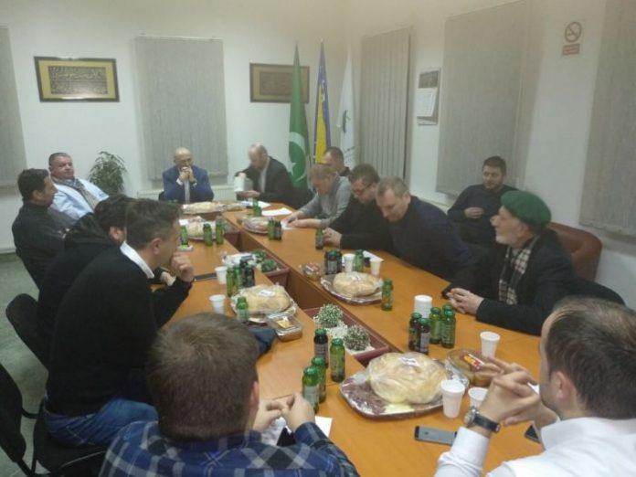 Održana konstituirajuća sjednica Izvršnog odbora Medžlisa IZ-e Jajce (FOTO)
