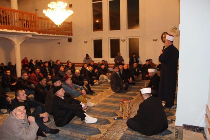 Travnički muftija posjetio Lendiće (FOTO)