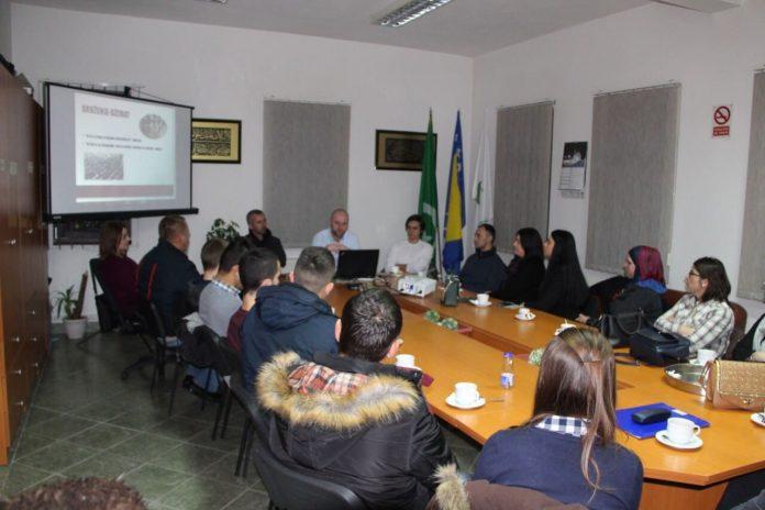 Udruženje 'Povratnici Skender Vakuf' boravili u posjeti MIZ Jajce (FOTO)