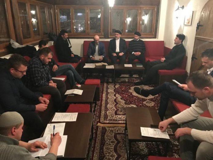Održan prvi radni sastanak IO Medžlisa IZ-e Jajce (FOTO)