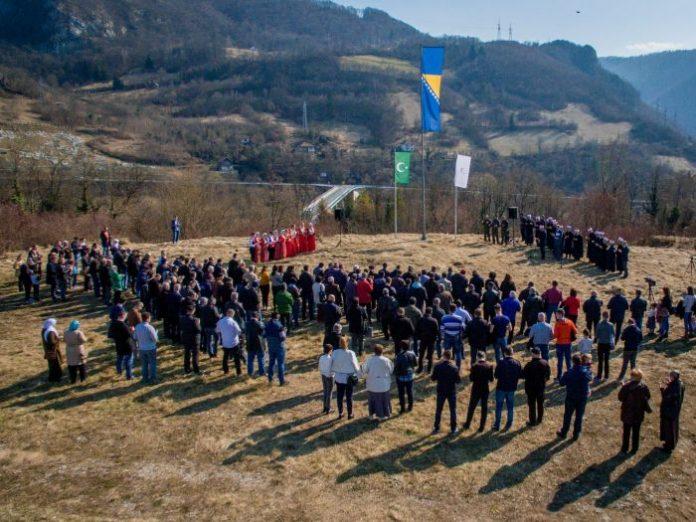 Jedinstveno i nesvakidašnje obilježavanje Dana nezavisnosti Bosne i Hercegovine u Jajcu (FOTO/VIDEO)