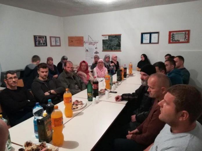Održan sastanak s predstavnicima džemata Vinac