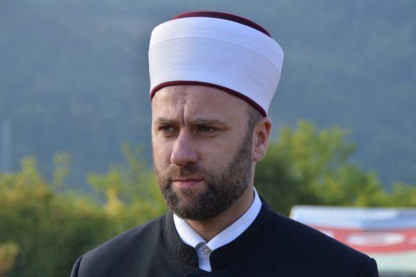 Uskrsna čestitka glavnog imama Zehrudin-ef. Hadžića