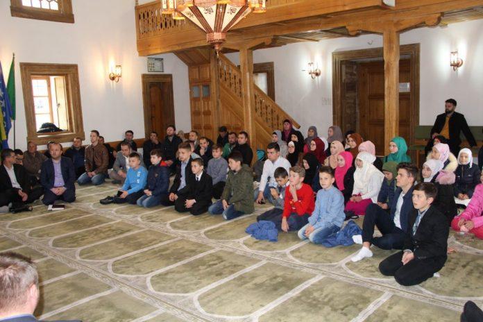MIZ JAJCE: Održano 22. Mektebsko takmičenje na nivou Muftijstva, te sastanak Savjeta Muftijstva Travničkog
