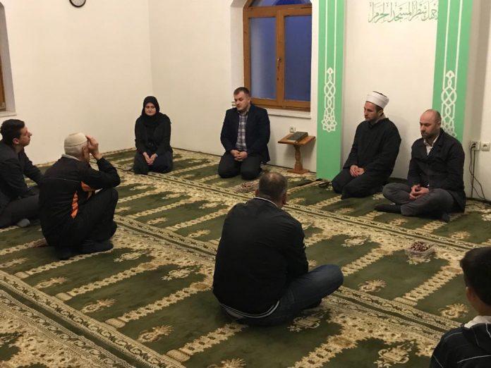 Održan sastanak sa mladima i ženama u džematu Pšenik