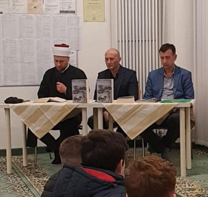 Predstavnici Medžlisa IZ-e Jajce i načelnik Edin Hozan posjetili dijasporu (FOTO)