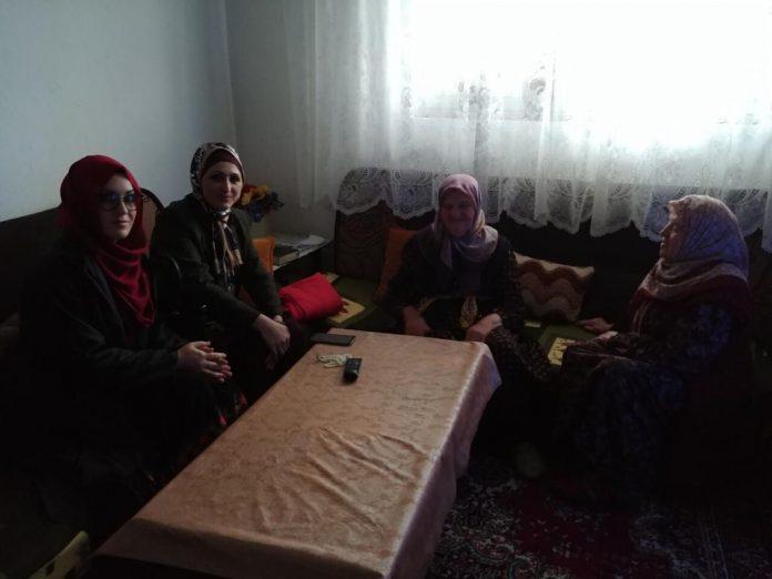 Koordinatorice Muftijstva travničkog posjetile MIZ 'Jajce' (FOTO)