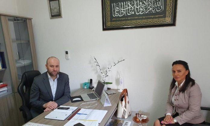 Načelnica opštine Jezero posjetila MIZ 'Jajce'