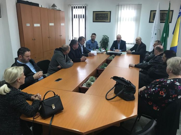 Održan sastanak s predstavnicima Jezera i Šipova