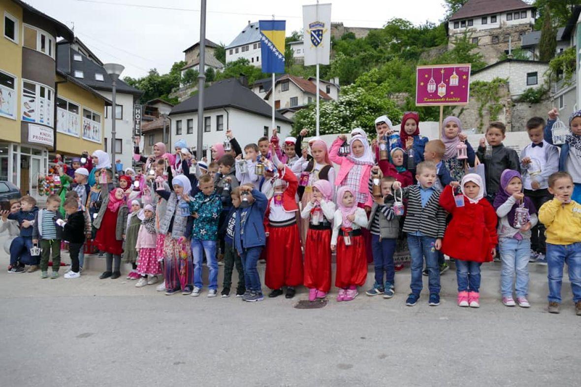 """Asocijacija žena Medžlisa Islamske zajednice Jajce """"Esma sultanija"""" - undefined"""