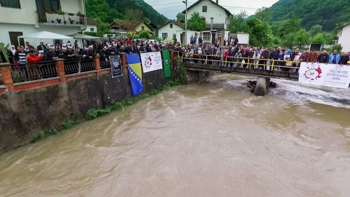 Obilježena 27. godišnjica stradanja u Jezeru, LjoljićIma i Čerkazovićma (FOTO/VIDEO)