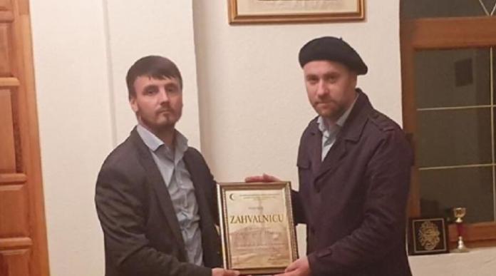 Priznanje Hadžiću za podršku bošnjačkim povratnicima u Šipovu