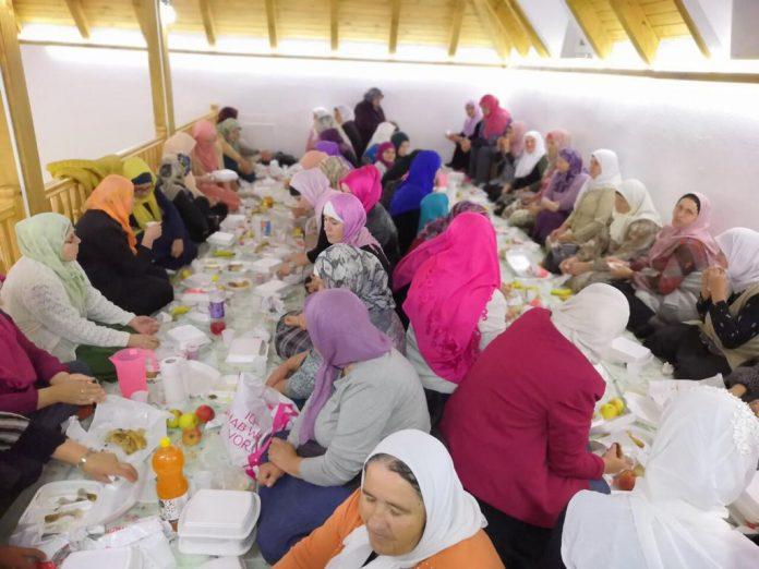 Ramazanska noć žena u MIZ Jajce (FOTO)