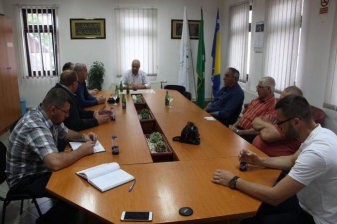 U Medžlisu IZ Jajce održan sastanak krovnih institucija Bošnjaka Jajca