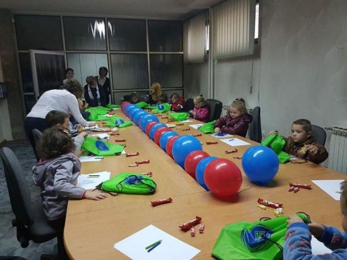 Djeca iz igraonice 'Emina' učila kako da štede (FOTO)