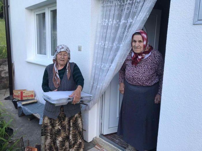 Jajce: Iftar na kućnu adresu i paketići za djecu (FOTO)