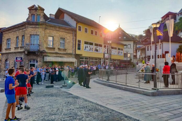 Obilježena 25. manifestacija 'Dani oslobođenja općine Jajce'