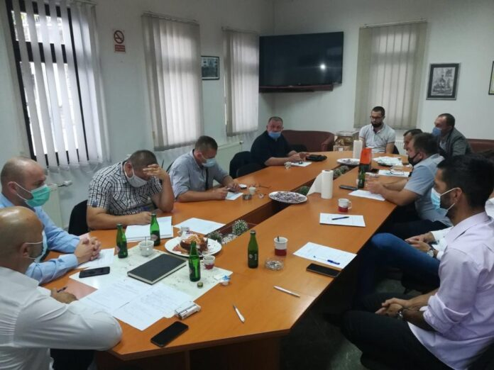 Održan sastanak Izvršnog odbora Medžlisa IZ-e Jajce