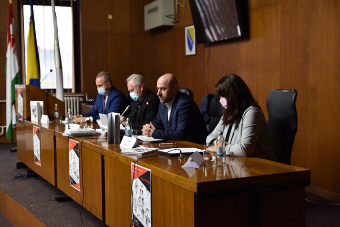 Održana promocija knjige 'Kazivanja' autora Zehrudina Hadžića (FOTO)