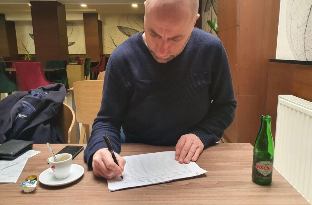 Zehrudin ef. Hadžić danas potpisao peticiju protiv gradnje MHE na Plivi