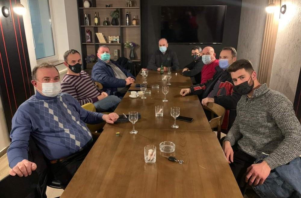 Sastanak sa bošnjačkim predstavnicima Jezera
