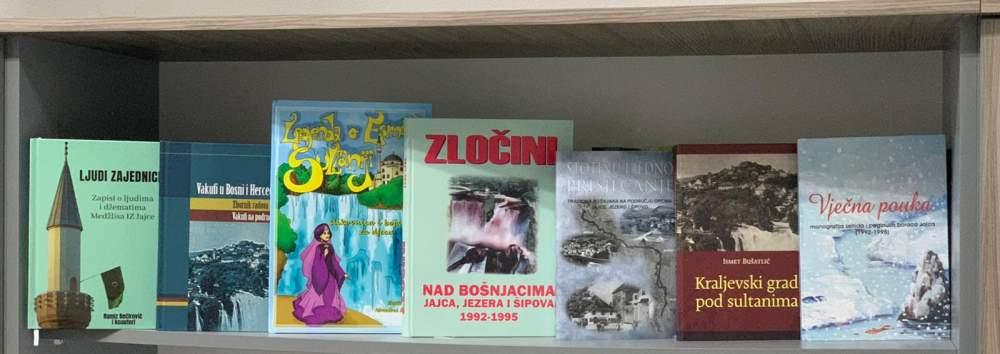 MIZ Jajce: Sedam knjiga o identitetu Bošnjaka Jajca