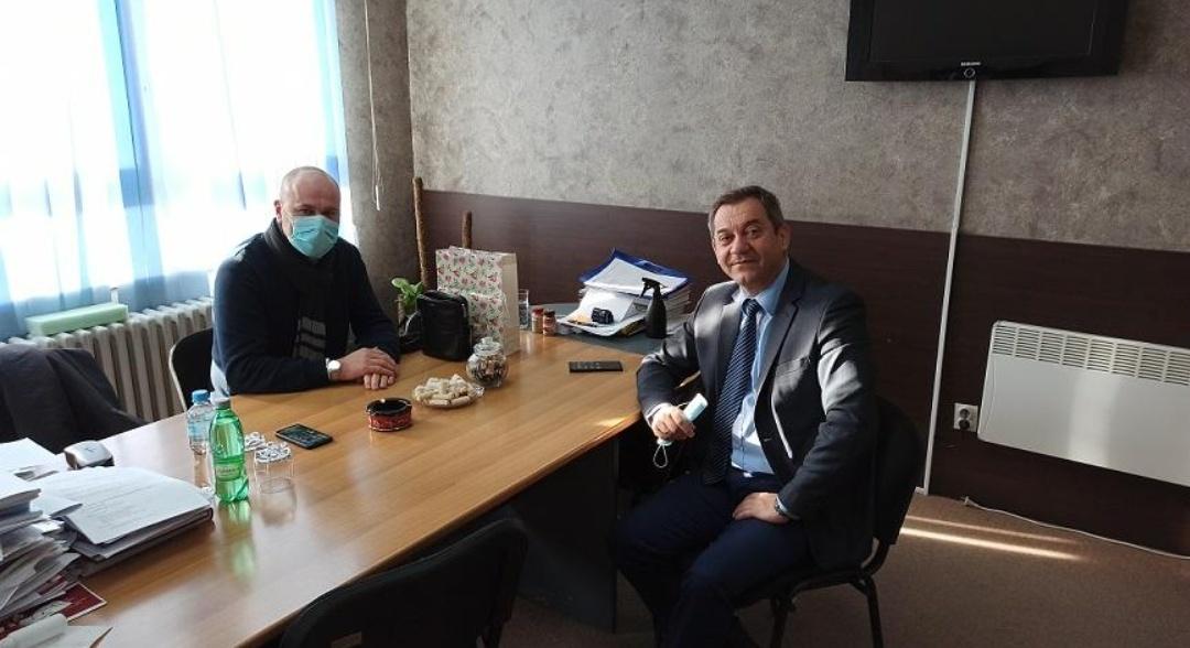 Glavni imam u posjeti Općinskom sudu Travnik