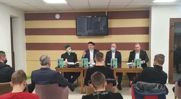 Travnik: Promovisana knjiga 'Ljudi zajednice' šejha Ramiza ef. Bećirovića