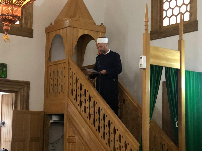 Bajramska hutba glavnog imama Hadžića: Kur'an budi srce, potiče suzu, daje smiraj