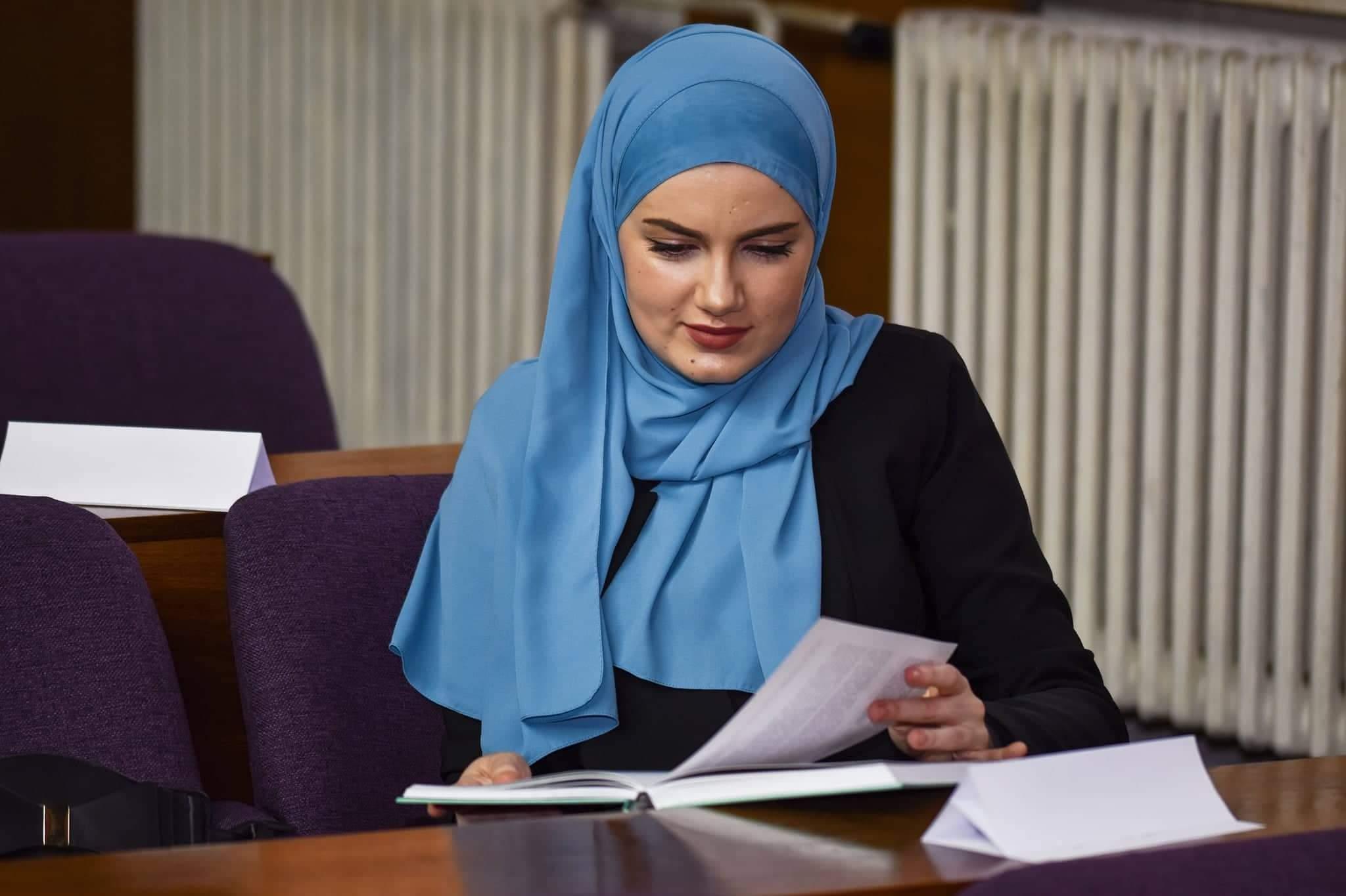 Lejla Kasum: Žena muslimanka – ambasadorka islama