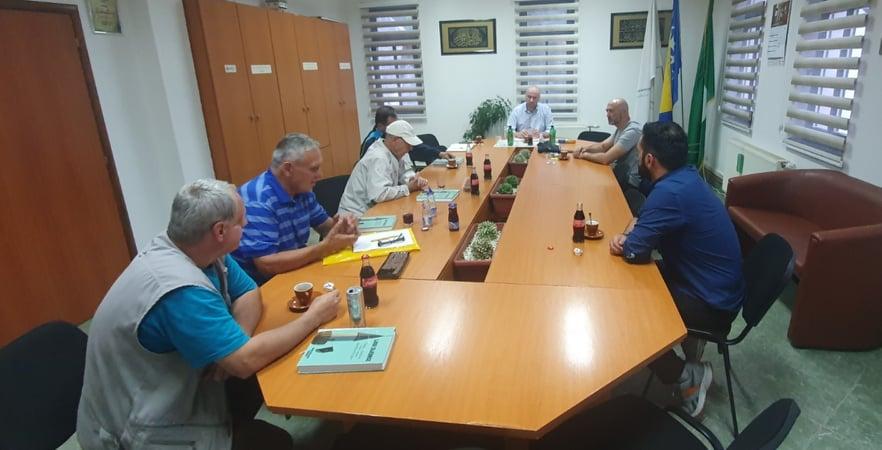 Sastanak s članovima džematskog odbora džemata Šipovo